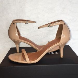 Coach Heeled Sandals 👡 Size 10 NIB